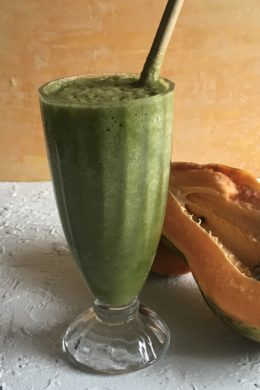 PAPAYA TROPIKALE SMOOTHIE